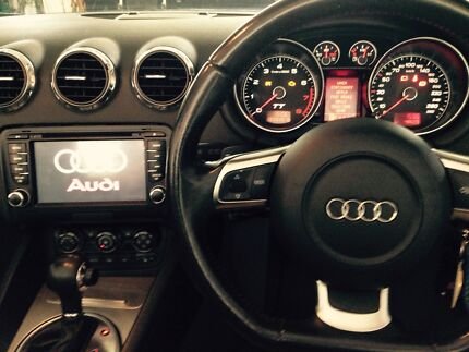 Audi TT car DVD GPS free reverse camera  South Hurstville Kogarah Area Preview