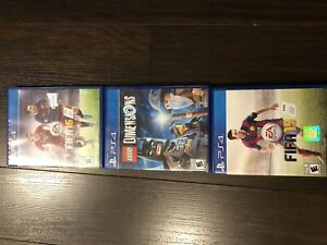 PS4 games 1xbox one