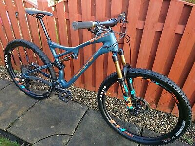 2020 Whyte S120 c works MTB 29er Size L, rrp 5250£, immaculate fox, xtr, carbon,