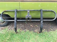 VW Kombi tow bar & bull bar North Avoca Gosford Area Preview