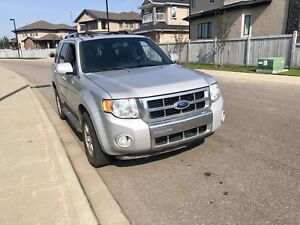 2008 Ford Escape Limited **V6 AWD** Winter ready