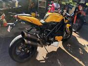 Ducati Streetfighter Sherwood Brisbane South West Preview