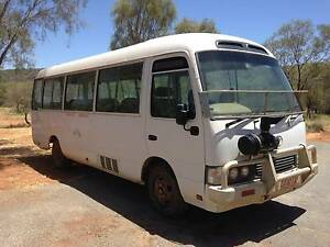 Toyota Coaster 20 seater Alice Springs Alice Springs Area Preview