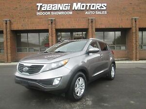 2012 Kia Sportage LX POWER GROUP ALLOYS!