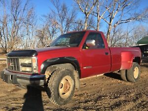 1992 GMC 3500 Dually 4x4 *Needs work*
