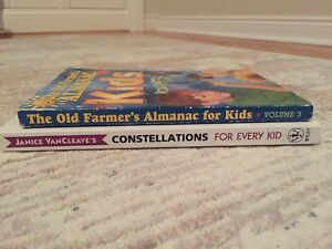 Two excellent resource books for kids -  $4 BOTH (or $3 for one)
