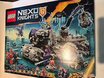New LEGO 70352 NEXO KNIGHTS Jestro's Headquarters NIB