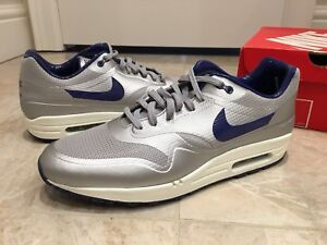 """2013 Air Max 1 """"Night Track"""" Hyperfuse QS size 11.5 DS"""