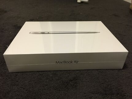 MacBook Air 13 Inch - Brand New Maidstone Maribyrnong Area Preview