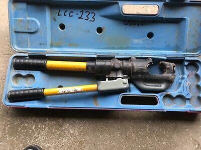 Huskie Ep-430 Hand Crimper Compression Tool