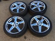 """17"""" Wheels & Tyres Suit For any 4 stud ( 4x100) Slacks Creek Logan Area Preview"""