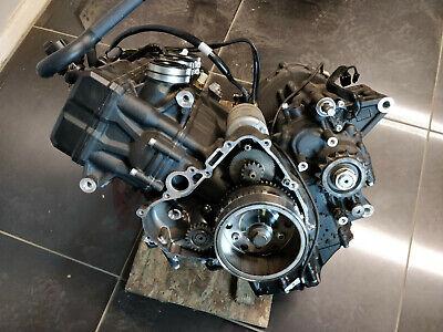 GENUINE <em>YAMAHA</em> XSR 900 COMPLETE ENGINE GEARBOX MOTOR 11K 2016 2017 201