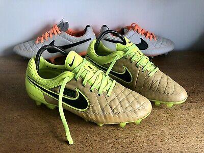 Nike Tiempo Legend V FG 2013 Elite Pro Football Boots UK8 Mercurial Premier Rare