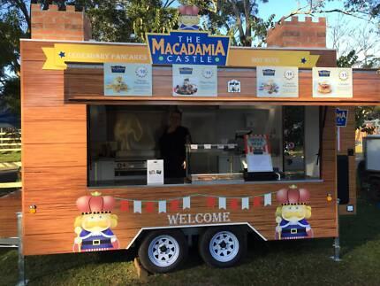 Mobile Food Van- Food Trailer Newrybar Ballina Area Preview