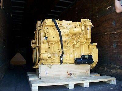 Rebuilt Caterpillar C-13 Single Turbo Engines With Regent Actuator Delete