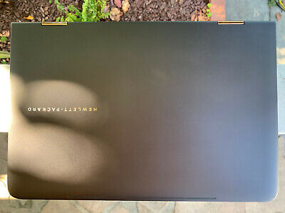 HP Spectre x360 13-4193dx Convertible Touch-Screen i7 256gb SSD 8GB RAM W10