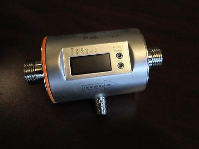 Ifm Sm6004 Magnetic Flow Meter Sensor With Warranty