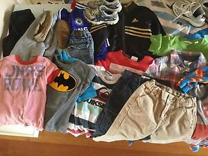 Boys Clothes Size 3 and 4 Gwelup Stirling Area Preview