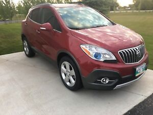 2015 Buick Encore AWD only 63000km privately sale