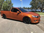 FORD FG XR6 TURBO UTE 50TH ANNIVERSARY Belmont Belmont Area Preview