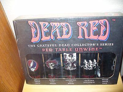 GRATEFUL DEAD / DEAD RED WINE