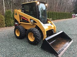 2007 Cat Skidsteer for sale Low Hours! New tires Mint condition