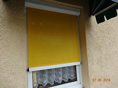 Vertikalmarkise VSC Seil - Außenrollo -  für Fenster, Türen , Wintergarten