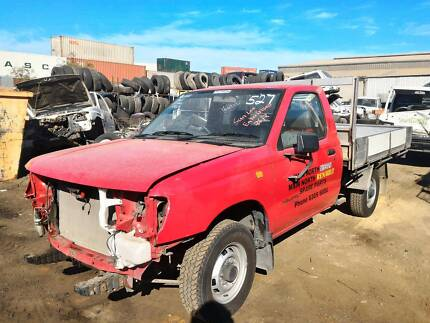Wrecking 97 Nissan Navara D22 SCab Ute MT RWD 160212, Parts Only