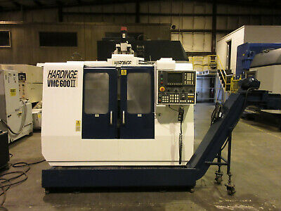 Hardinge Vertical Machining Center Vmc600ii