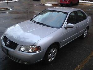 2006 Nissan Sentra SE