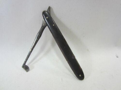 Antique Genou Paris Folding Dental Gum Lancet- Horn Handle  M#454