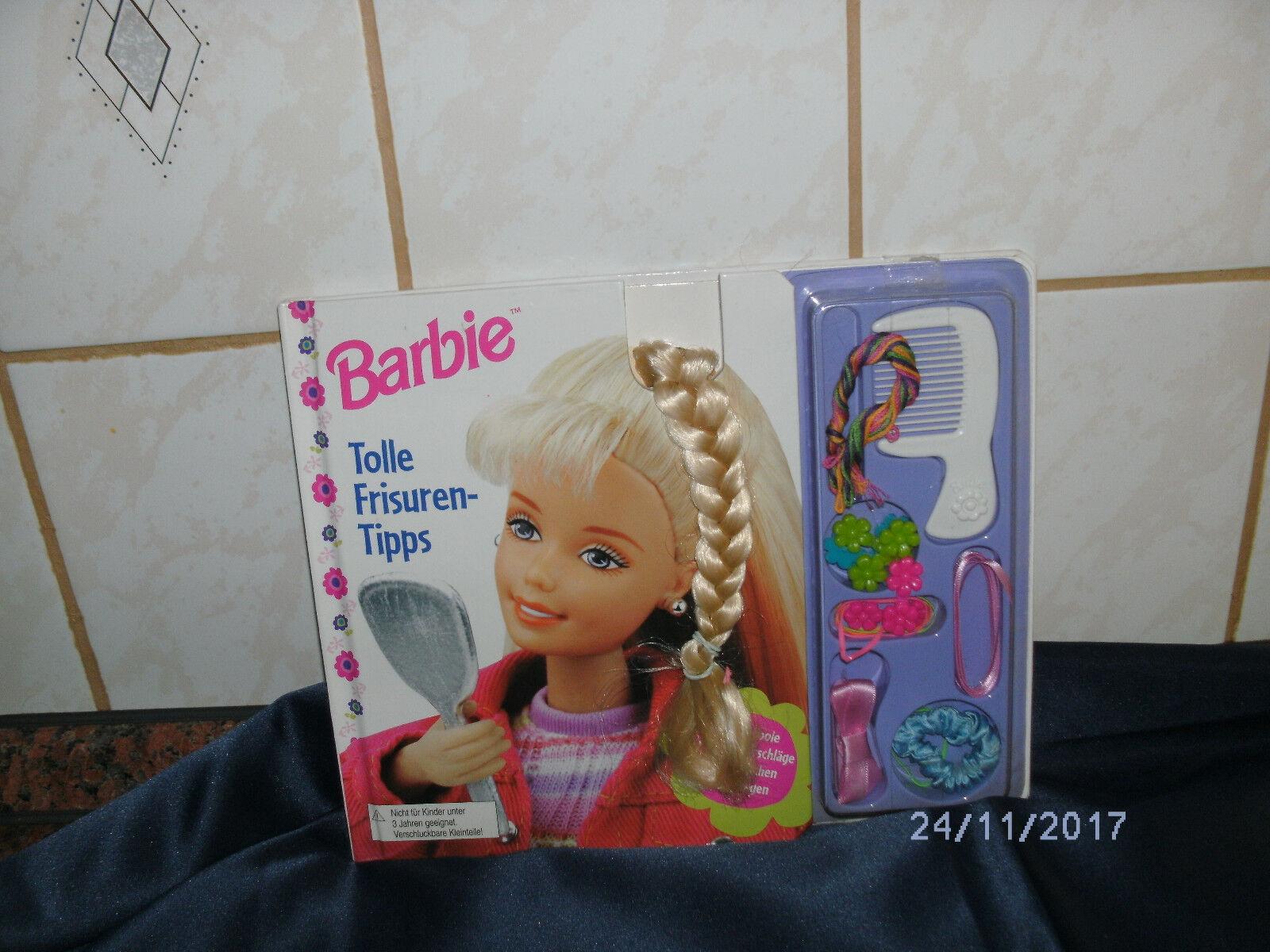 Barbie Tolle Frisuren -  Tipps``(Buch)