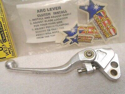 New Arc Levers C80 billet clutch lever Yamaha 2003 2004 WR250F WR450F C-80 comprar usado  Enviando para Brazil