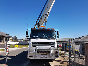 Concrete pump Appin Wollondilly Area Preview