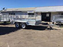BRAND NEW BOX TRAILERS Maryborough Fraser Coast Preview