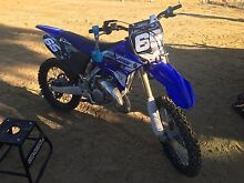 2016 yz125 Theresa Park Wollondilly Area Preview
