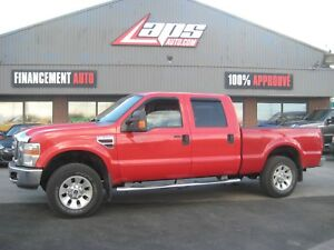 Ford Super Duty F-250 Lariat 2008