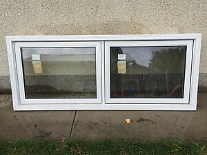 3- PVC windows for sale