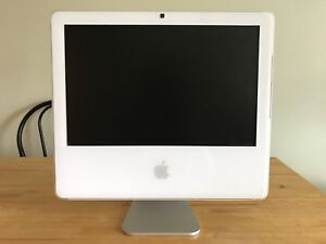 """Apple iMac G5 17"""" iSight in Very Good Condition"""