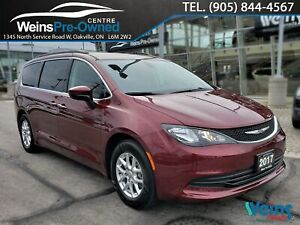 2017 Chrysler Pacifica Touring| LOW KM'S| NAVIGATION| CAMERA|