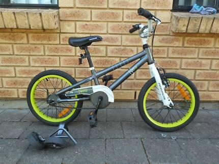 Radius Neo 16 boys 12 inch bike - Paid $220 (test drive welcomed) Mawson Lakes Salisbury Area Preview