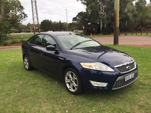 2009 FORD MONDEO TDCI 2.0L AUTO HATCH $4599 with 1 YEAR WARRANTY