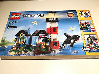 Lego 31051 Creator 3 in 1 - Le Phare - Lighthouse point - New - Neuf