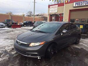 2012 Honda Civic EX Sedan SUN ROOF
