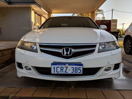 2007 Honda Accord Euro - Luxury With Navigation Shelley Canning Area Preview