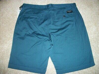 Billabong Mens Walkshorts - BILLABONG New NWT Mens Casual Walk Shorts Blue 34 36