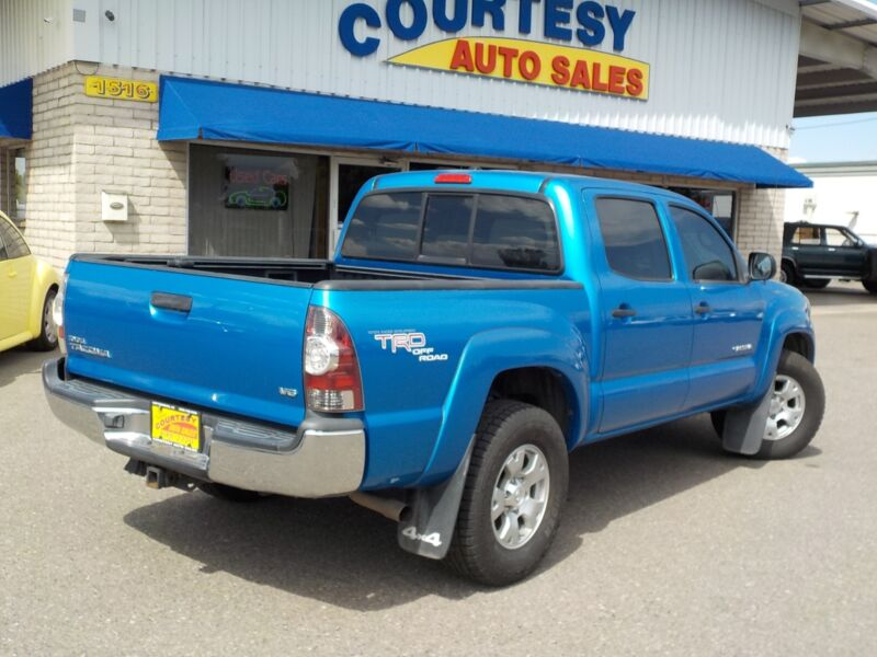 Image 4 Voiture American used Toyota Tacoma 2011