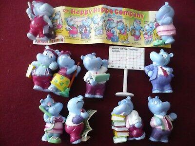 üei  HPF KOMPLETTSATZ Happy Hippo Company  BPZ