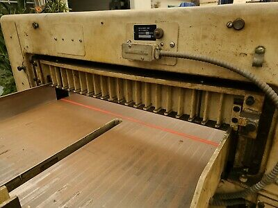 Challenge 305 Paper Cutter Parts Used From Running Cutter 305mc Selling Per Pcs