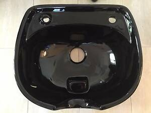 HAIRDRESSERS CERAMIC BASIN / SINK WITH SHOWER & WASTE ATTACHMENTS Sorrento Joondalup Area Preview